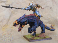 Warhammer Fantasy Lizardman Carnosaur-RQC