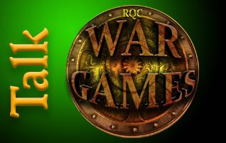 War Games Talk